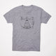 Vitruvian Dad t-shirt