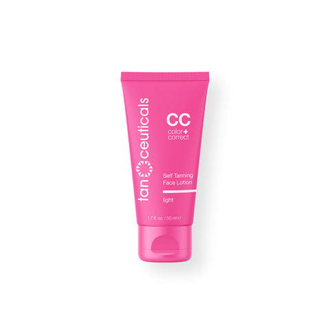 CC Self Tanning Body Lotion, Light