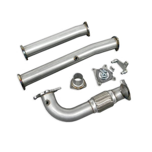 "42 Draft MK6 Golf R 3"" Downpipe"