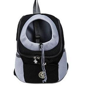 Pet Backpack Carrier Dog Carriers Venxuis Official Store Black 30x34x16 cm