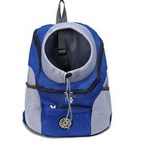 Pet Backpack Carrier Dog Carriers Venxuis Official Store Blue 30x34x16 cm