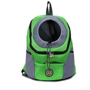 Pet Backpack Carrier Dog Carriers Venxuis Official Store Green 30x34x16 cm
