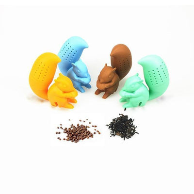Squirrel Tea & Coffee Infuser Kitchen Accessories Penguin Delivery