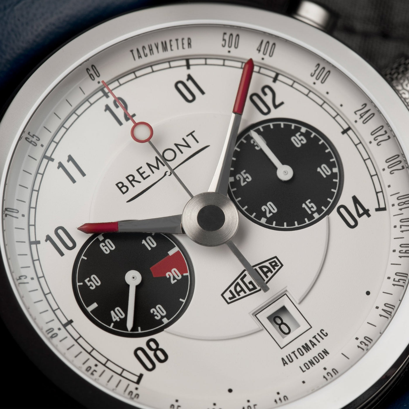Bremont Jaguar MKII White Lifestyle 2