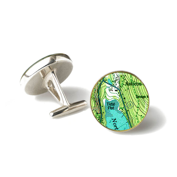 Asticou Cufflinks