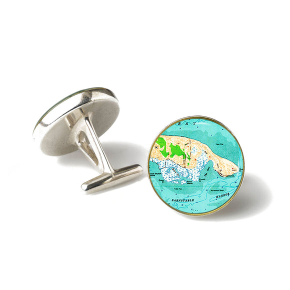 Barnstable Harbor Cufflinks