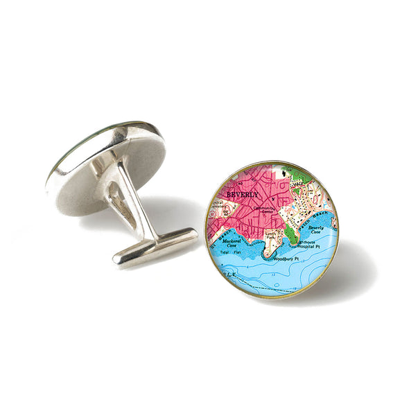 Beverly Mac Cove Cufflinks