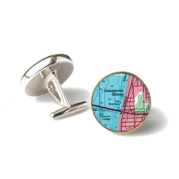 Jamestown Cufflinks
