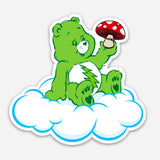 Care Bear Sticker 4-pack