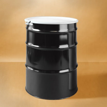 Epoxy-Lined Open-Head Steel Drum w/Bolt Ring - 55-Gallon - (1A2-55-55EL)