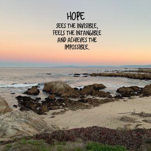 Hope Inspirational Art