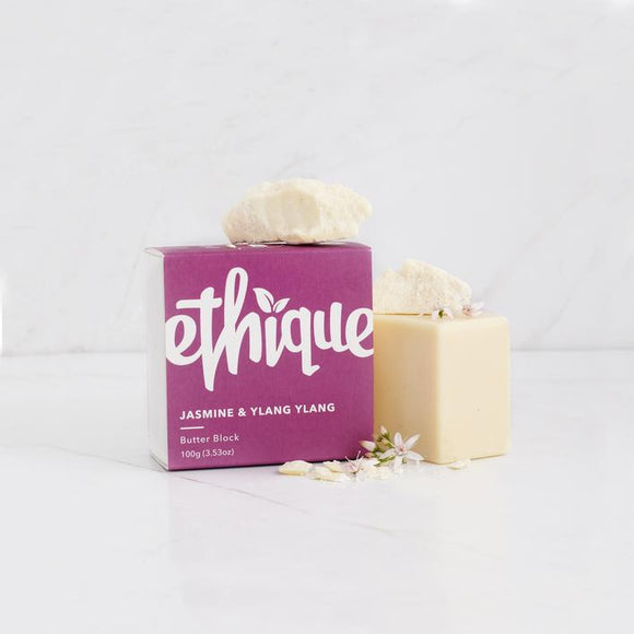 Ethique Jasmine & Ylang Ylang Body Butter Block
