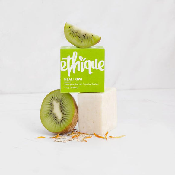 Ethique Heali Kiwi Shampoo for Dandruff or Scalp Problems