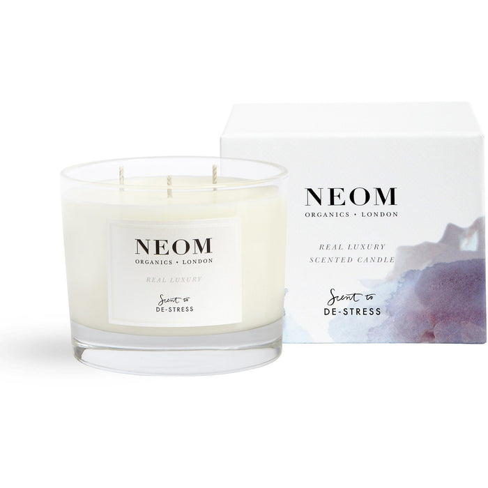 Neom Organics - Real Luxury Scented Candle  (3 wick) - Kate's Kitchen