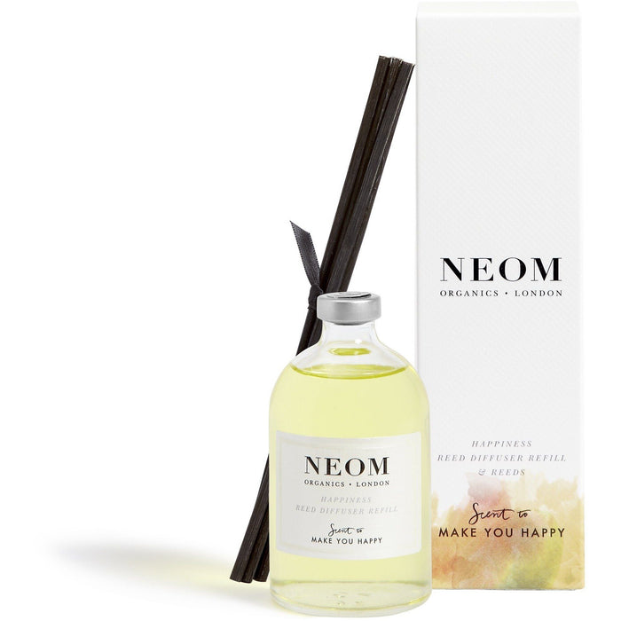 Neom Organics  - Reed Diffuser Happiness Refill - Kate's Kitchen