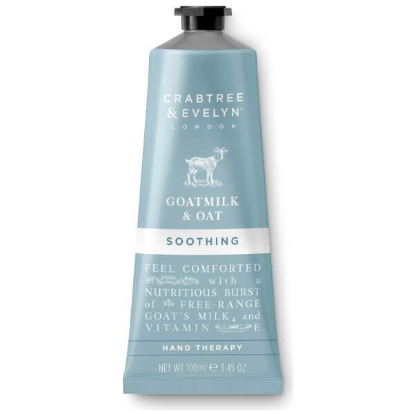Crabtree & Evelyn - Goatmilk & Oat - Soothing Hand Therapy - Kate's Kitchen