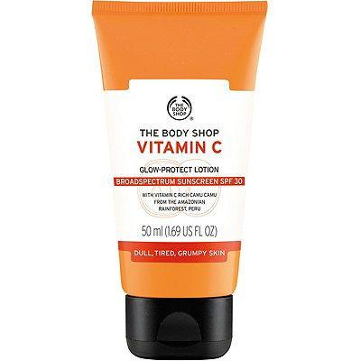 The Body Shop Vitamin C Glow Protect SPF 30 - Kate's Kitchen