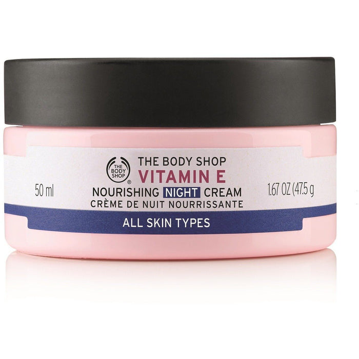 The Body Shop Vitamin E Night Cream - Kate's Kitchen