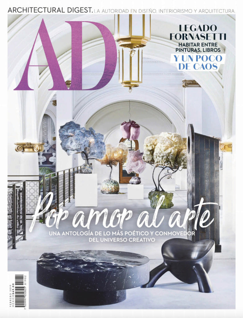 AD Architectural Digest Mexico / Feb 2019