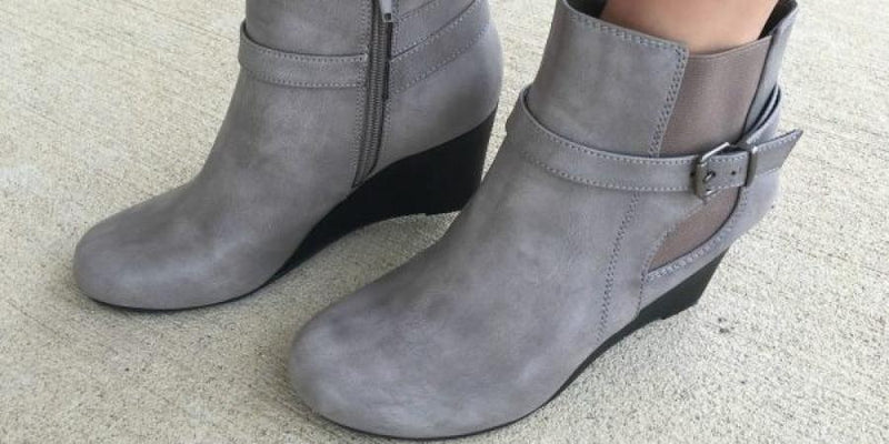 Outfit Ideas For Styling Grey Wedges