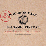 Bourbon Cask Balsamic Vinegar