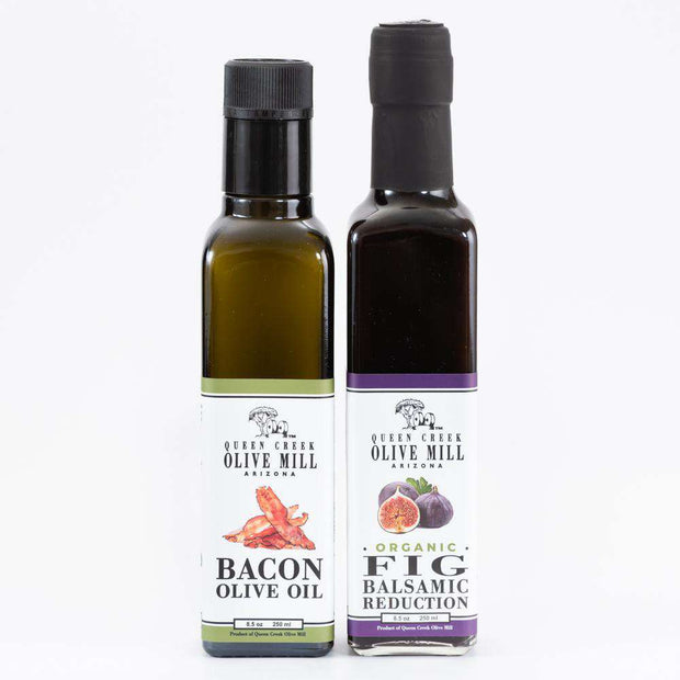 Bacon + Fig Pairing