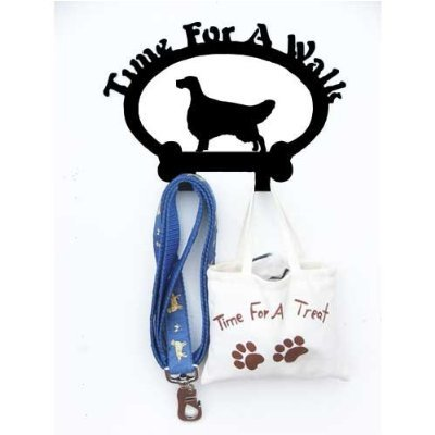 Sweeney Ridge English Setter Dog Leash Hook