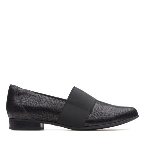 Women's Clarks Un Blush Lo/ Black Shoe
