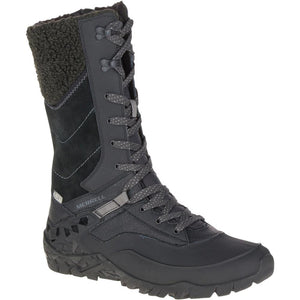 Women's Merrell Aurora Tall Ice+/ Black Winter Boot