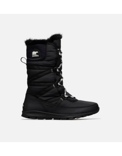 Women's Sorel Whitney Tall Lace/ Black Winter Boot