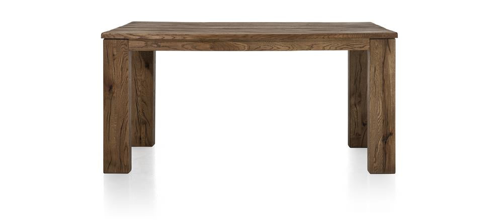 Masters Bespoke Medium Fixed Top Tables in Solid Oak
