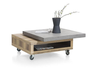 Habufa Myland Revolving Top Coffee table