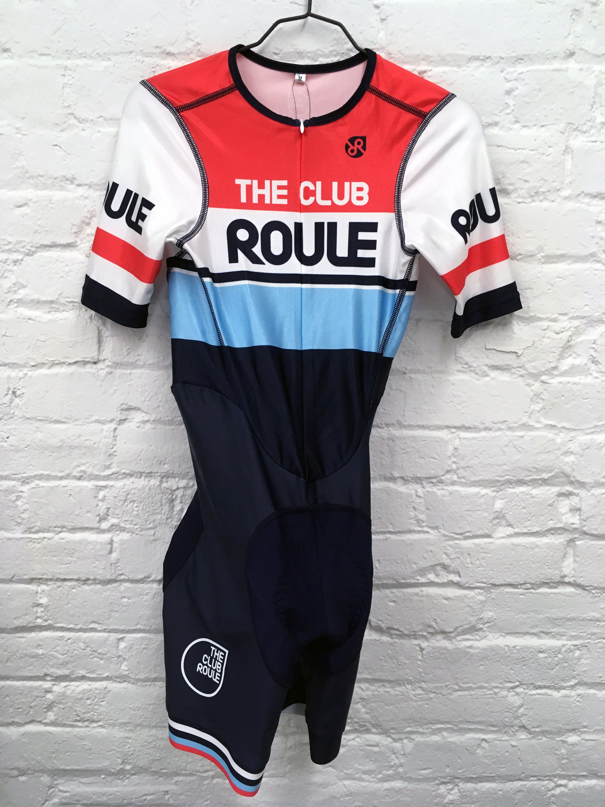The Club Roule 2019 Short Sleeve Skinsuit (Summer) - Women