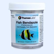 Load image into Gallery viewer, Fish Bendazole  Fenbendazole 250 mg Powder Packets