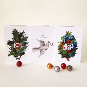 Holiday Greeting Cards - Peace