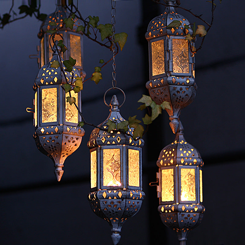Romantic Moroccan Candle Lanterns - Gypsy and the Wolf