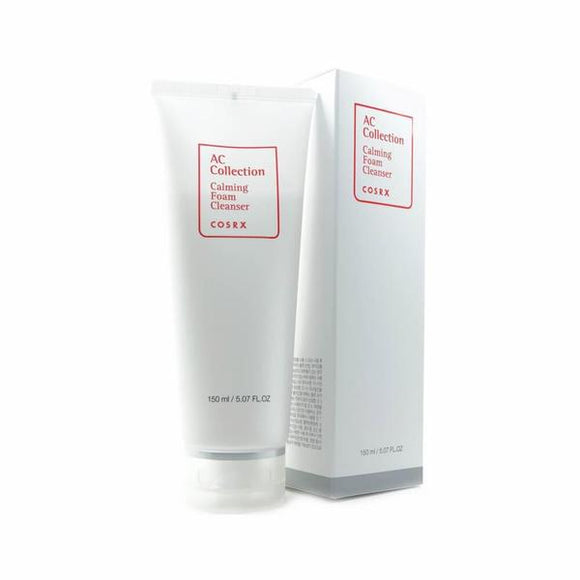 [COSRX] AC-Collection-Calming-Foam-Cleanser-by-beautique-online