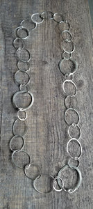 Loop Long Necklace