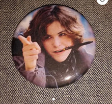 Allison- the Breakfast Club pin back button