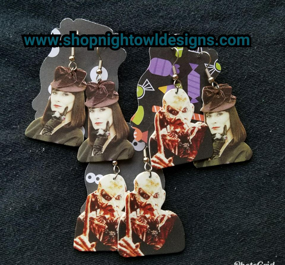Grand High Witch Earrings