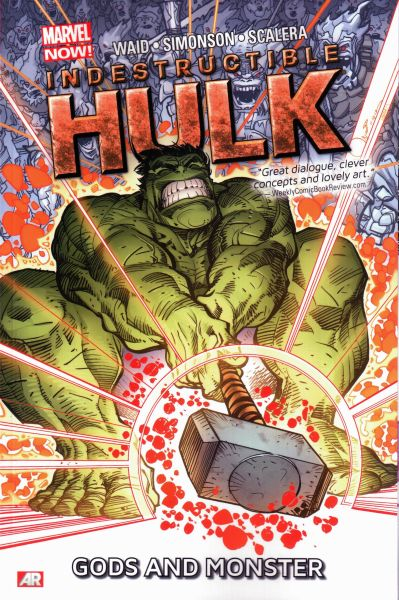 Indestructible Hulk (2012) Volume 2: Gods and Monster