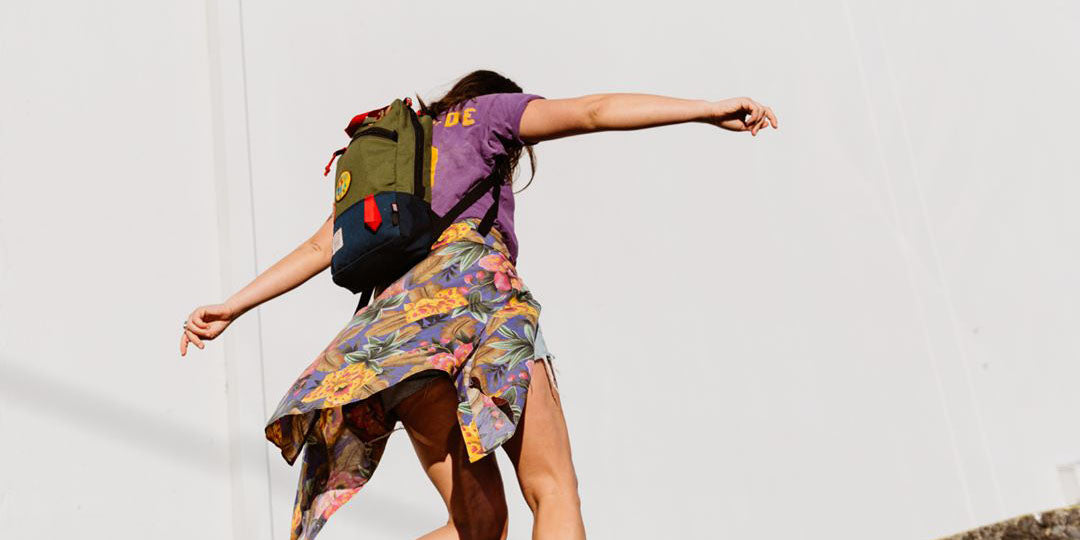 Go From the Mountains to Town with the Topo Designs Trip Pack