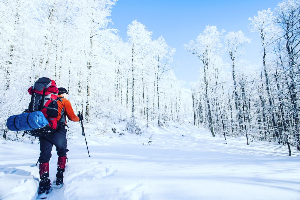 Your Guide To Winter Hiking