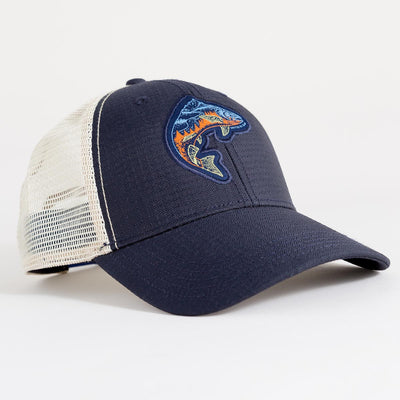 United By Blue Upstream Ripstop Trucker Hat