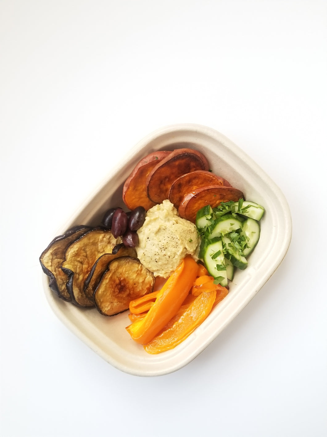 Vegetable Mezze Platter
