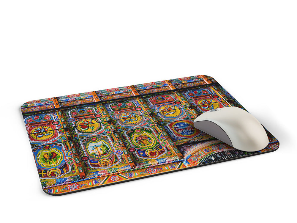 Truck art pattern Mousepad
