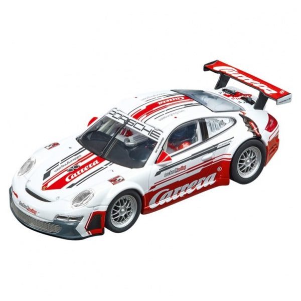Carrera Digital 132 Porsche 911 GT3 RSR Lechner (Carrera Race Taxi) Slot Car