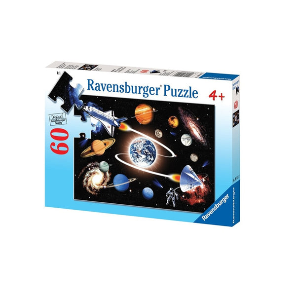 Ravensburger 60pc In the Galaxy Puzzle