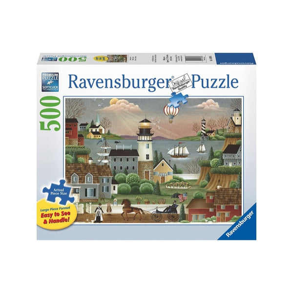 Ravensburger Beacons Cove 500pc