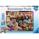 Ravensburger Cat In The Kitchen Puzzle 150pc